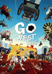 Lucky Luke - Go West